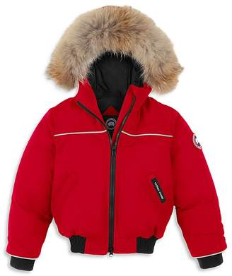 Canada Goose Boys' Grizzly Bomber Jacket - Little Kid