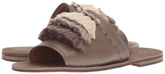 Frye Riley Tassel Slide Women's Sandals