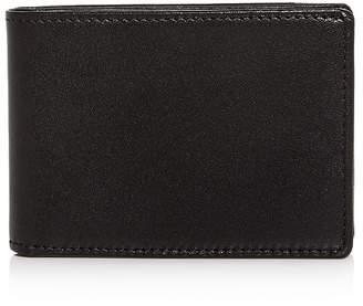 Boconi Collins Slimster Leather Bi-Fold Wallet