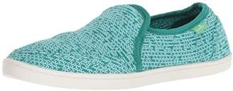 Sanuk Women's Pair O Dice Knit Loafer Flat
