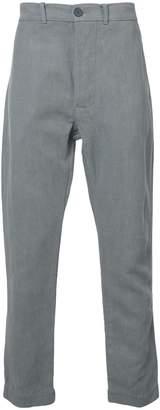 Casey Casey rear patch pocket trousers