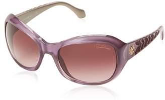 Roberto Cavalli Women's RC794S6281T Wrap Sunglasses