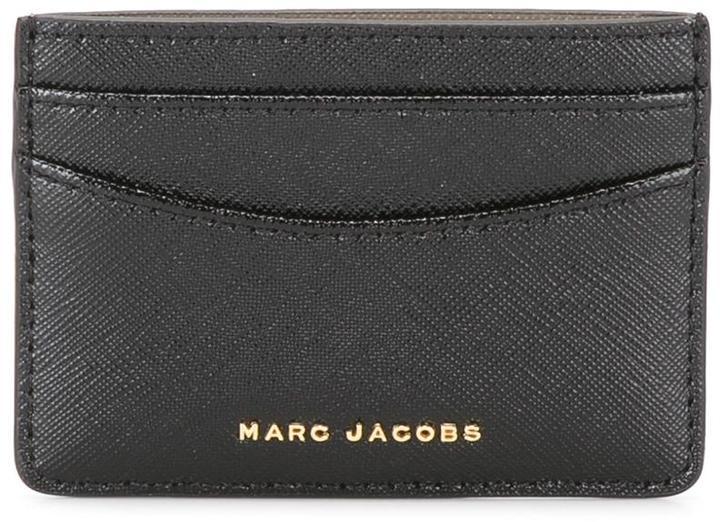 Marc JacobsMarc Jacobs bicolour card case