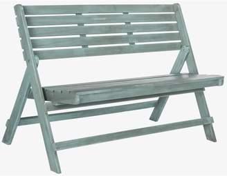 west elm Folding Outdoor Bench