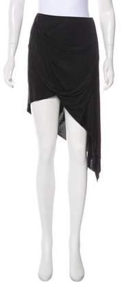 Helmut Lang Jersey Knee-Length Dress