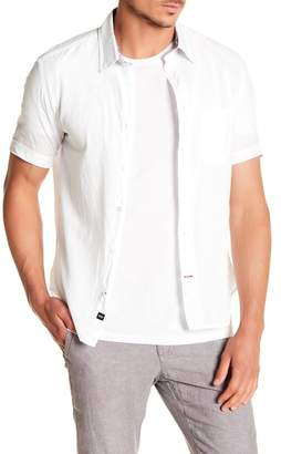 Benson Voile Short Sleeve Regular Fit Shirt