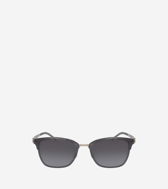 Cole Haan  StudiøGrand Rectangle Sunglasses
