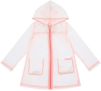 Billieblush Transparent Raincoat