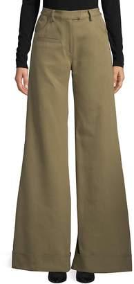 Rosie Assoulin Women's Wide-Leg Pants