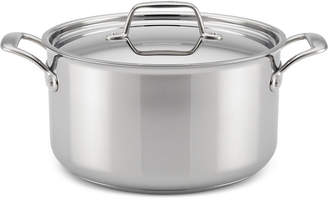 Breville Thermal Pro Clad Stainless Steel 8-Qt. Stockpot & Lid