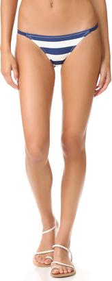 Solid & Striped The Morgan Bikini Bottoms $88 thestylecure.com