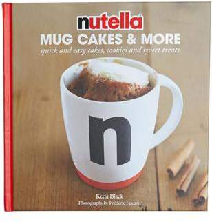 Random House Mug Cakes Nutella