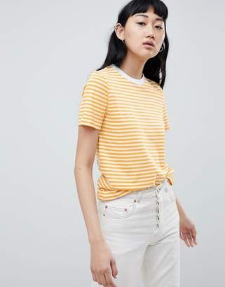 Selected Stripe Tee