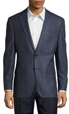 Lauren Ralph Lauren Slim-Fit Long Sleeve Blazer
