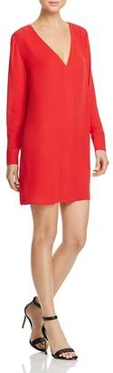 Rebecca Minkoff Coma V-Neck Dress $198 thestylecure.com
