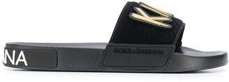 Dolce & Gabbana King patch slides