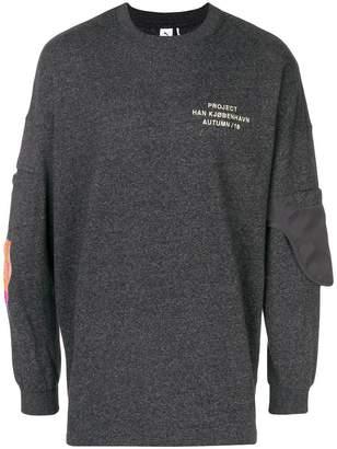 Puma loose fit sweatshirt
