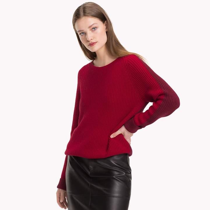 Wool Cashmere Jumper