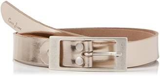 Cross Women's 0379K Belt, (Silver 272)