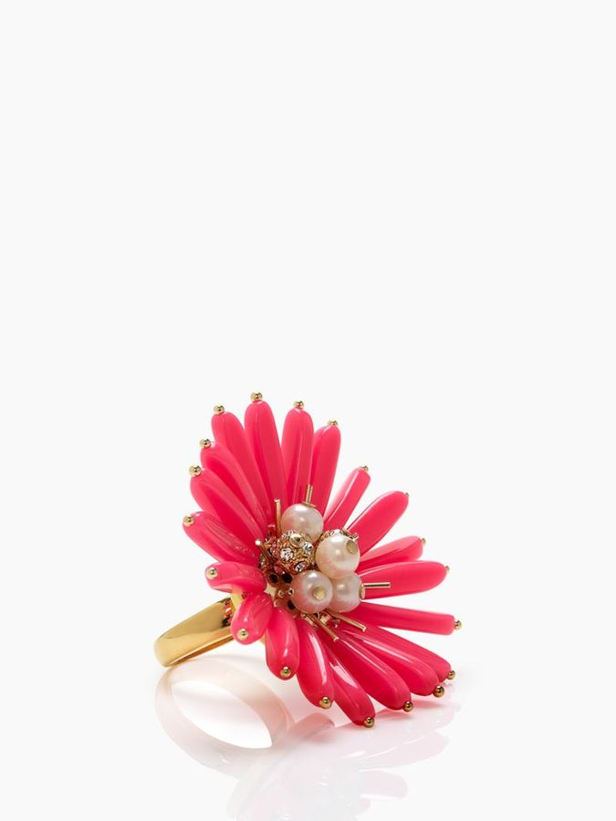 Kate Spade Field day ring