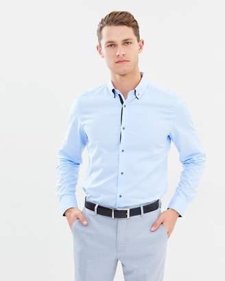 yd. Alvaro Slim Fit Dress Shirt