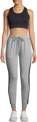 Tahari Sport Striped Slim-Fit Jogger Pants