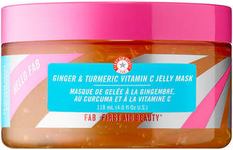 First Aid Beauty Hello FAB Ginger & Turmeric Vitamin C Jelly Mask