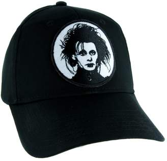 Burton YDS Accessories Edward Scissorhands Hat Baseball Cap Alternative Clothing Tim
