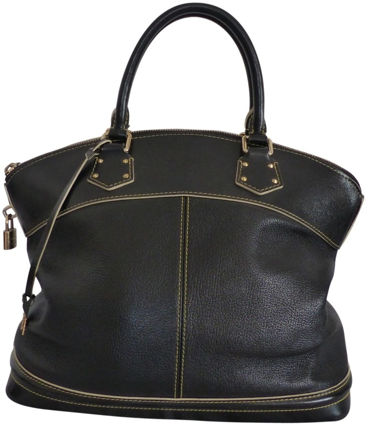 Louis VuittonLockit leather tote