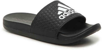 adidas Adilette CLF+ Toddler & Youth Slide Sandal - Boy's