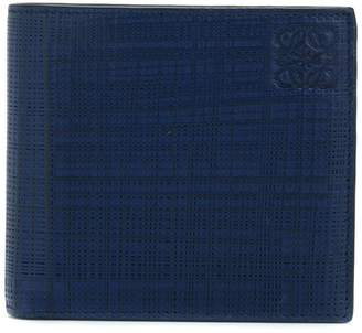 Loewe patterned logo embossed wallet