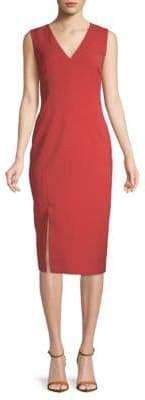 Lafayette 148 New York Havana Knee-Length Dress