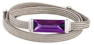 Baccarat Insomnight Wrap Bracelet