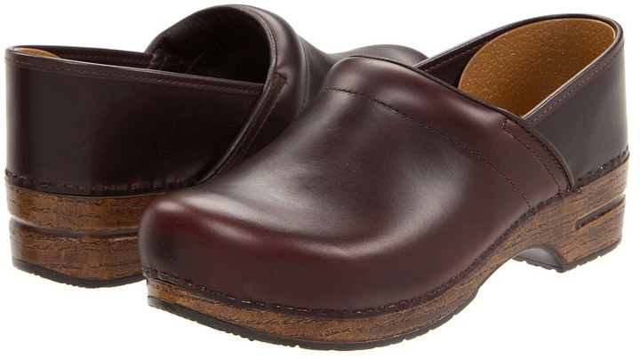 Dansko Professional Oiled (Espresso Oiled Full Grain) - Footwear