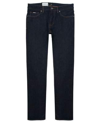 BOSS Maine Regular Fit Jeans Colour: INDIGO, Size: 36L