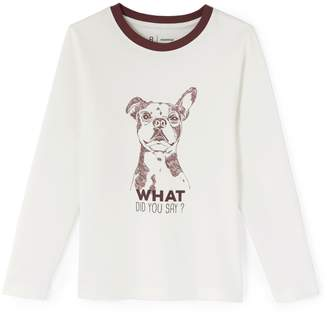 La Redoute Collections Long-Sleeved T-Shirt, 3-12 Years