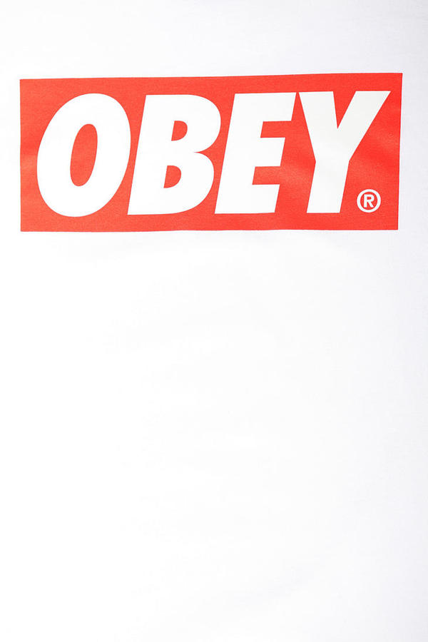 Urban Outfitters OBEY Bar Logo Tee