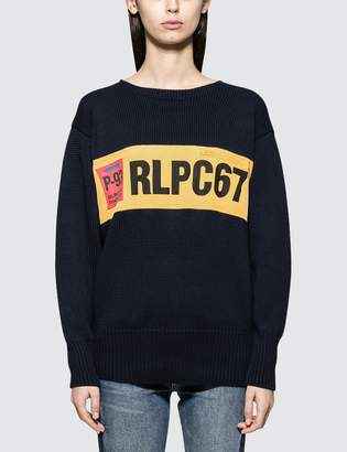 Polo Ralph Lauren Stripe Rollneck Knit Pullover