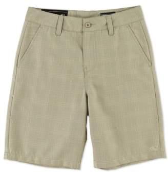O'Neill Delta Plaid Chino Shorts