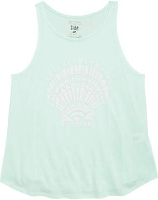 Billabong Let's Be Mermaids Graphic Tank