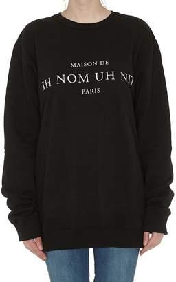 Ih Nom Uh Nit Only Logo Crew Neck Sweatshirt