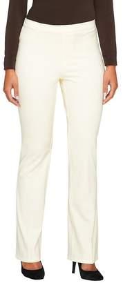 Isaac Mizrahi Live! Regular 24/7 Stretch Boot Cut Pants