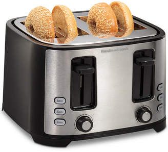 Hamilton Beach Extra-Wide 4-Slot Toaster