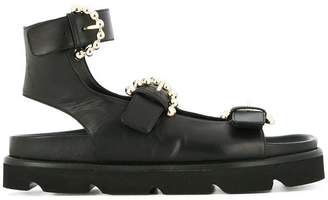 Mulberry buckled sandals