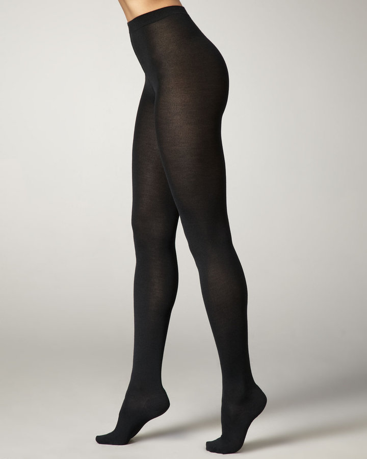 Wolford Cashmere-Silk Tights
