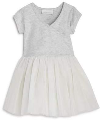Elegant Baby Girls' Tutu Bodysuit Dress - Baby