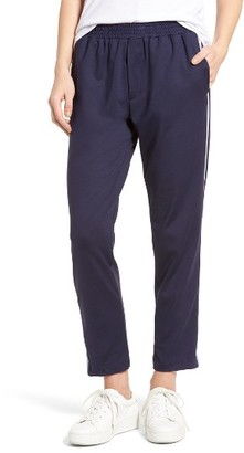 Women's Willow & Clay Tapered Track Pants $79 thestylecure.com