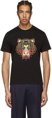 Kenzo Black Tiger T-Shirt $120 thestylecure.com