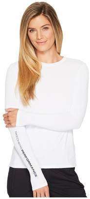 Skechers Performance GO GOLF UPF Base Layer Long Sleeve Women's Clothing