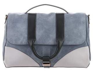 Jason Wu Suede Shoulder Bag